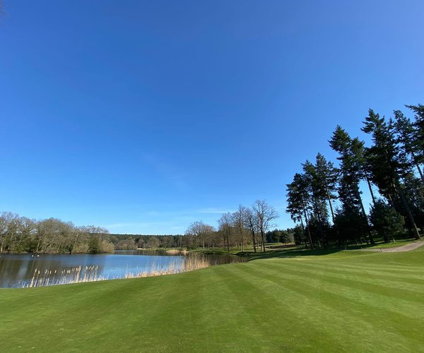 Photo of Bearwood Lakes Golf Club