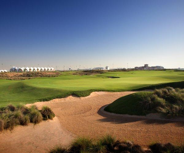 Photo of Yas Links Golf Club