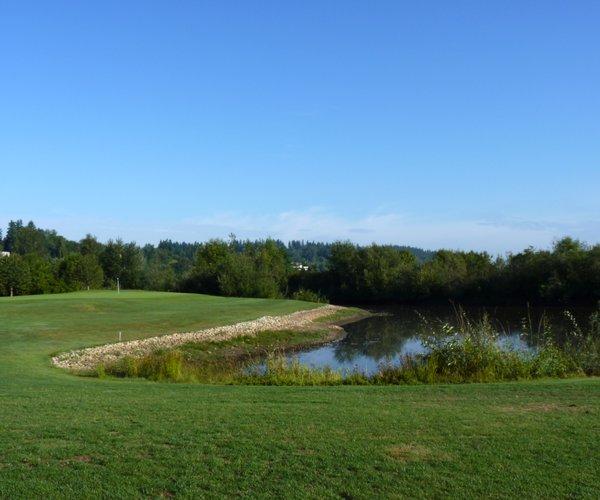Photo of Willows Run (Eagle's Talon course)