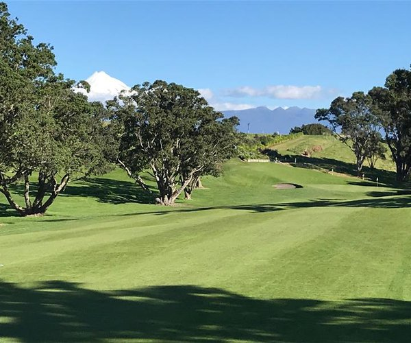 Photo of New Plymouth Golf Club