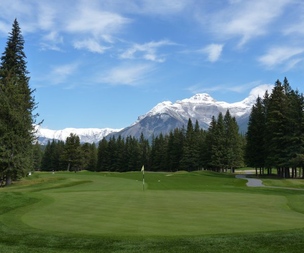 Photo of The Fairmont Banff Springs Resort (Stanley Thompson course)