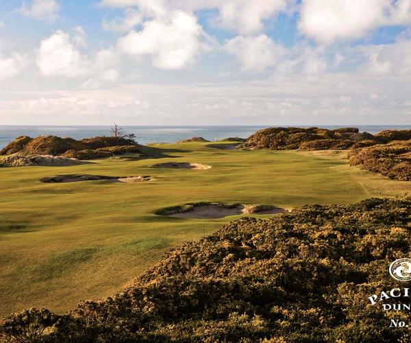 Photo of Bandon Dunes Golf Resort (Pacific Dunes course)