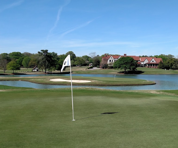 Photo of East Lake Golf Club