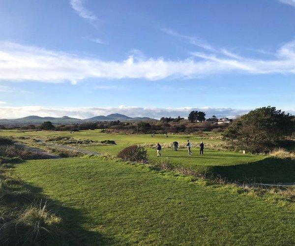 Photo of Pwllheli Golf Club
