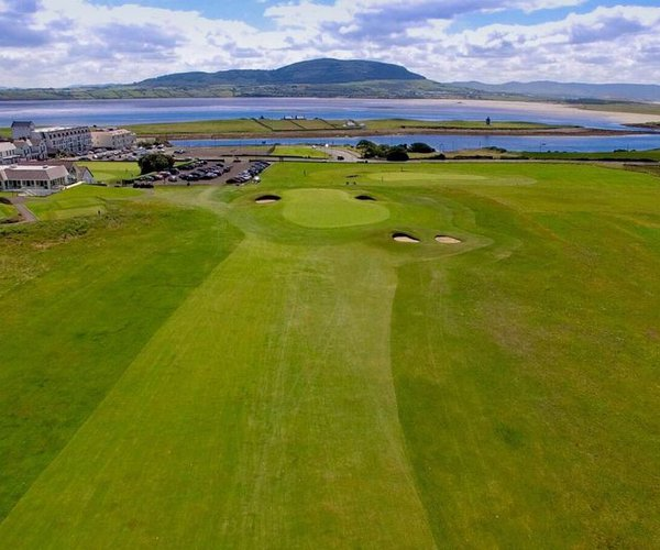 Photo of County Sligo Golf Club at Rosses Point